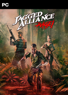Jagged Alliance is back – With a new take on turn-based tactics, adventure elements and the well-known quirky mercenaries!