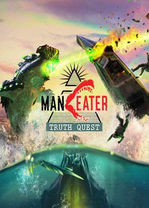 Maneater Truth Quest (DLC)