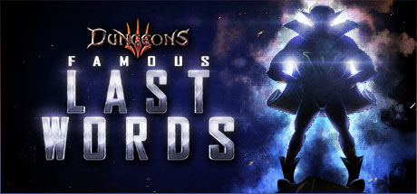 Dungeons 3: Famous Last Words (DLC)