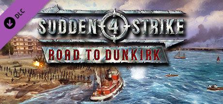 Sudden Strike 4 - Road to Dunkirk (DLC)