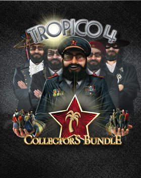 Tropico 4 Collectors Bundle