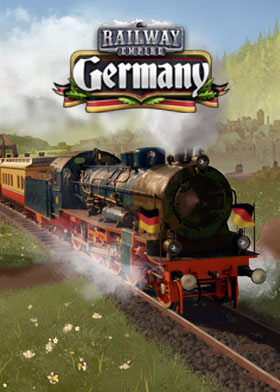 Railway Empire: Germany (DLC)