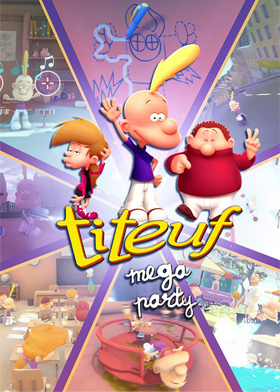 Titeuf Mega Party