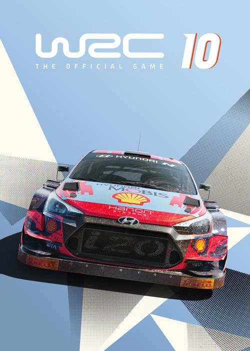 WRC 10 FIA World Rally Championship