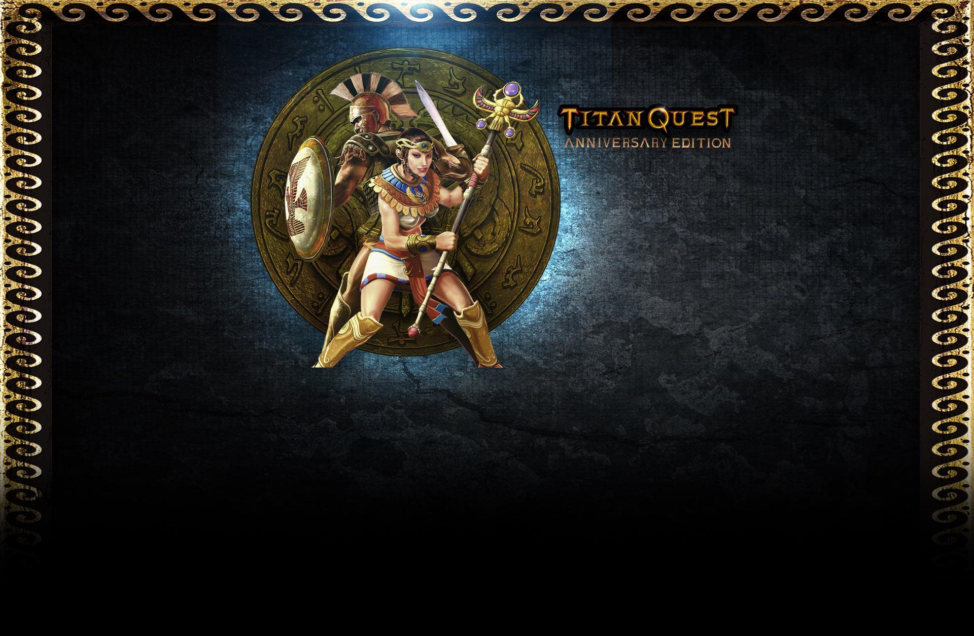 Titan Quest Anniversary Edition   GAMESLOAD