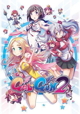 Gal*Gun explodes onto Steam for its most outrageous adventure yet!