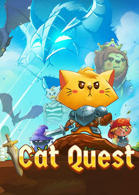 Cat Quest is an open world RPG set in the pawsome world of cats!