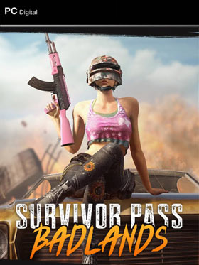 PUBG - Survivor Pass 5: Badlands (DLC)