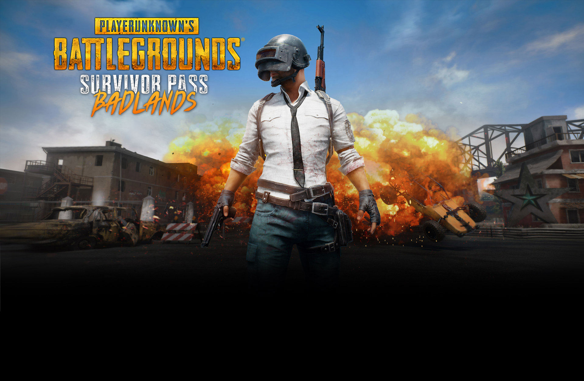 PUBG - Survivor Pass 5: Badlands (DLC)   GAMESLOAD