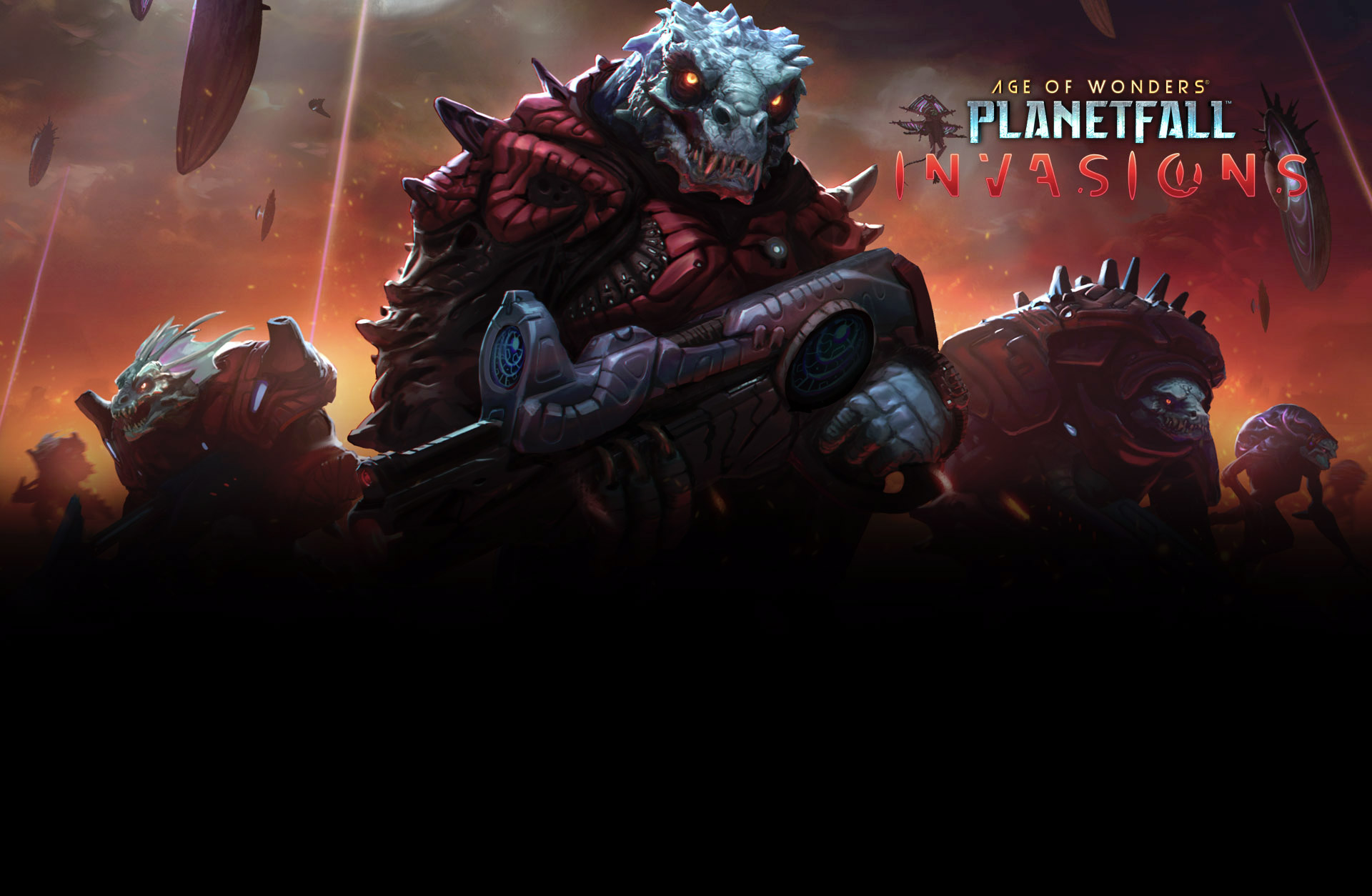 Age of Wonders: Planetfall Invasions