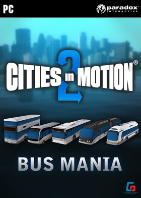 Cities in Motion 2: Bus Mania - DLC