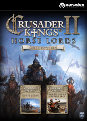 Crusader Kings II: Horse Lords - Collection DLC
