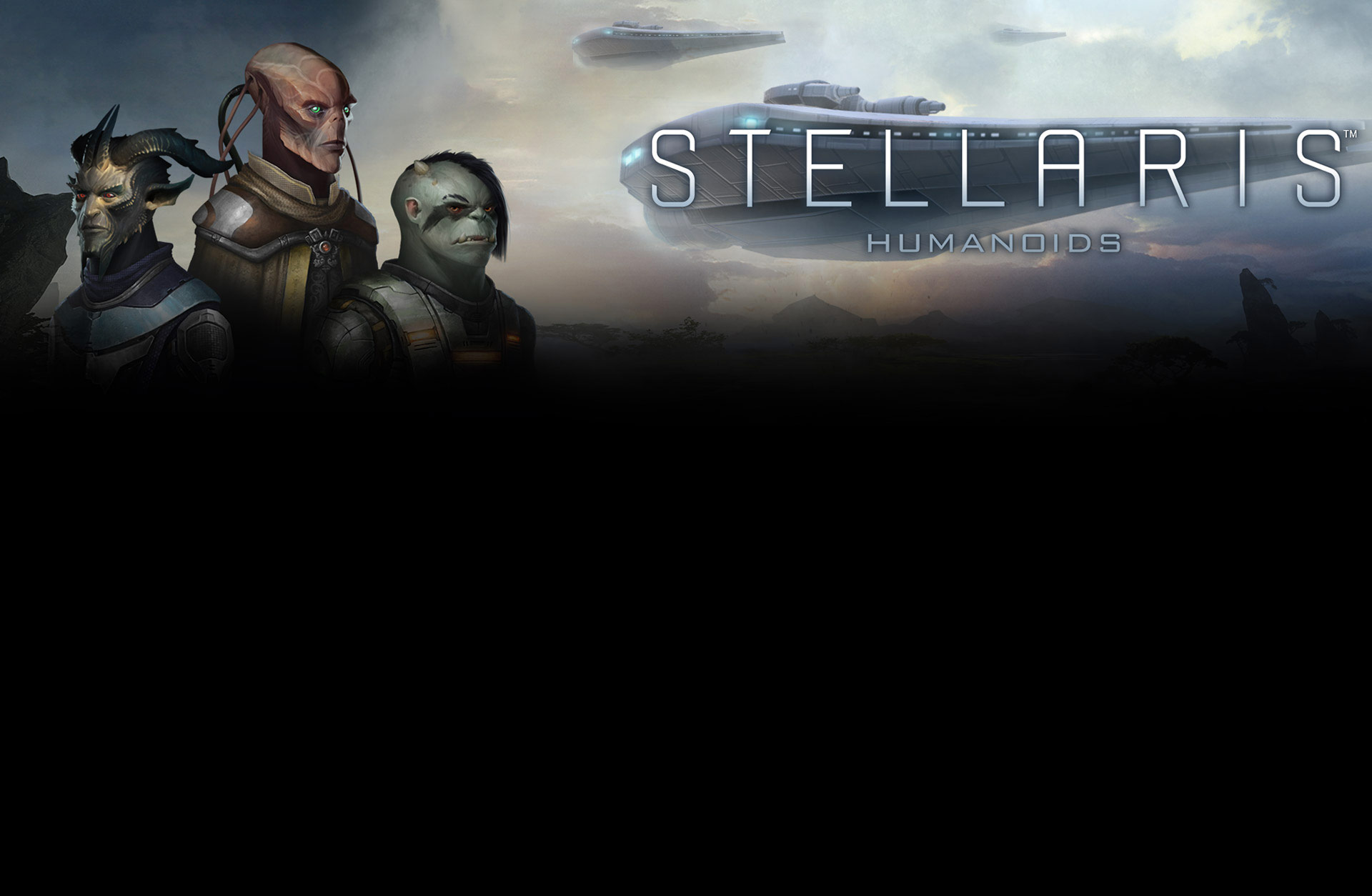 Stellaris - Humanoids Species Pack (DLC)
