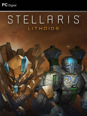 Stellaris: Lithoids Species Pack (DLC)