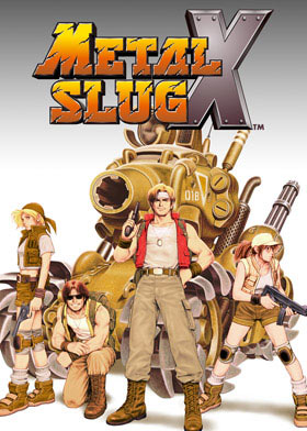 """METAL SLUG X"", a masterpiece in SNK's emblematic 2D run & gun action shooting game series, still continues to fascinate millions of fans worldwide to this day for its intricate dot-pixel graphics, and simple and intuitive game controls."
