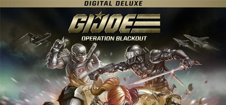 G.I. Joe: Operation Blackout Digital Deluxe