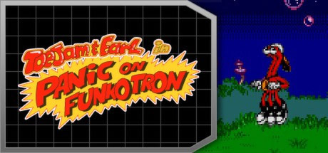 Toejam and Earl : Panic on Funkotron