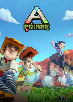 Welcome to PixARK, a vast, wild world filled with vicious dinosaurs, magical creatures and endless adventure!
