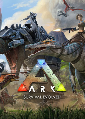 Use your cunning and resources to kill or tame & breed the leviathan dinosaurs and other primeval creatures roaming the land, and team up with or prey on hundreds of other players to survive, dominate... and escape!