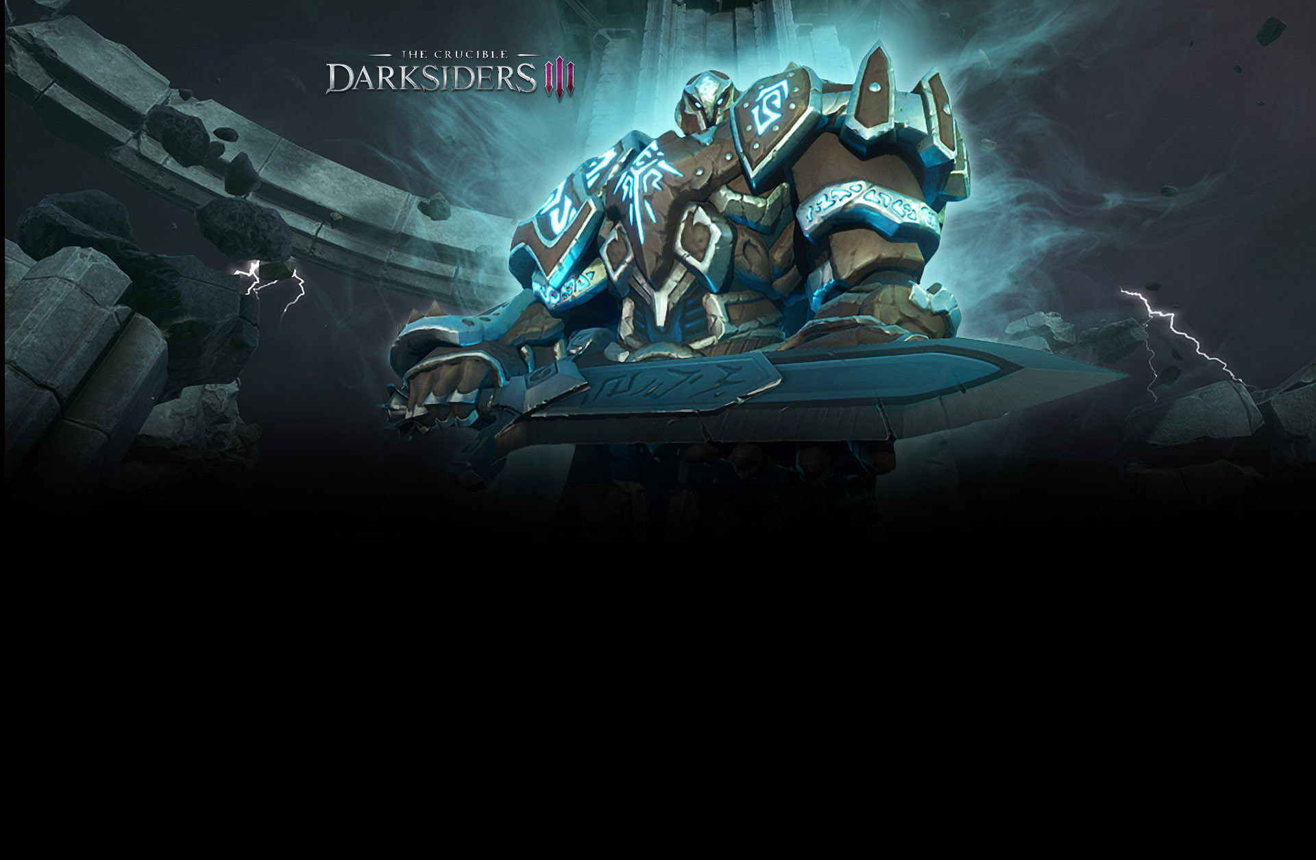 Darksiders III - The Crucible (DLC) | GAMESLOAD