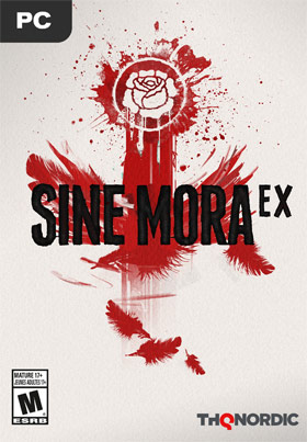 Sine Mora EX is a side-scrolling shoot'em up that provides a unique challenge, where time is the ultimate factor.