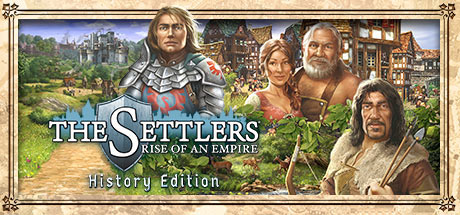The Settlers 6 Rise of an Empire - History Edition