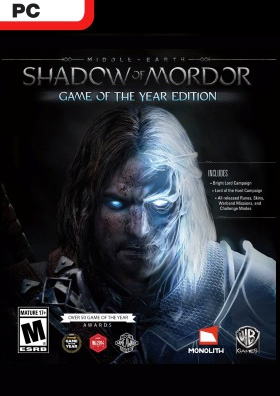Middle-earth™ Shadow of Mordor™ - GOTY Edition