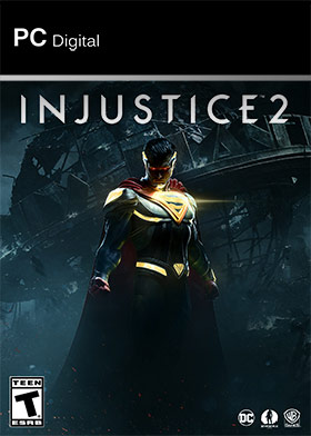 Power up and build the ultimate version of your favorite DC legends in INJUSTICE 2. With a massive selection of DC Super Heroes and Super-Villains, INJUSTICE 2 allows you to equip every iconic character with unique and powerful gear earned throughout the game.