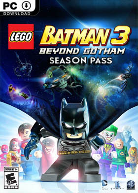 LEGO® Batman 3: Beyond Gotham Season Pass