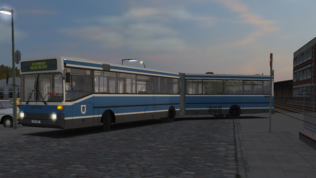 OMSI 2 Add-On Citybus O405/O405G | GAMESLOAD