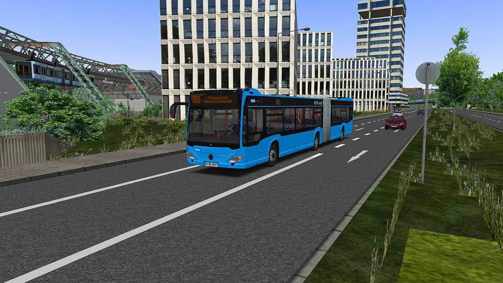 OMSI 2 - Add-on Wuppertal | GAMESLOAD