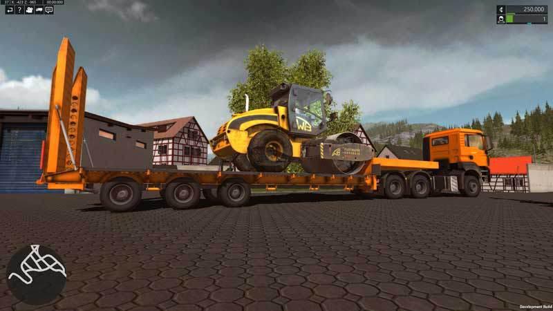 Construction Simulator 2015 | GAMESLOAD