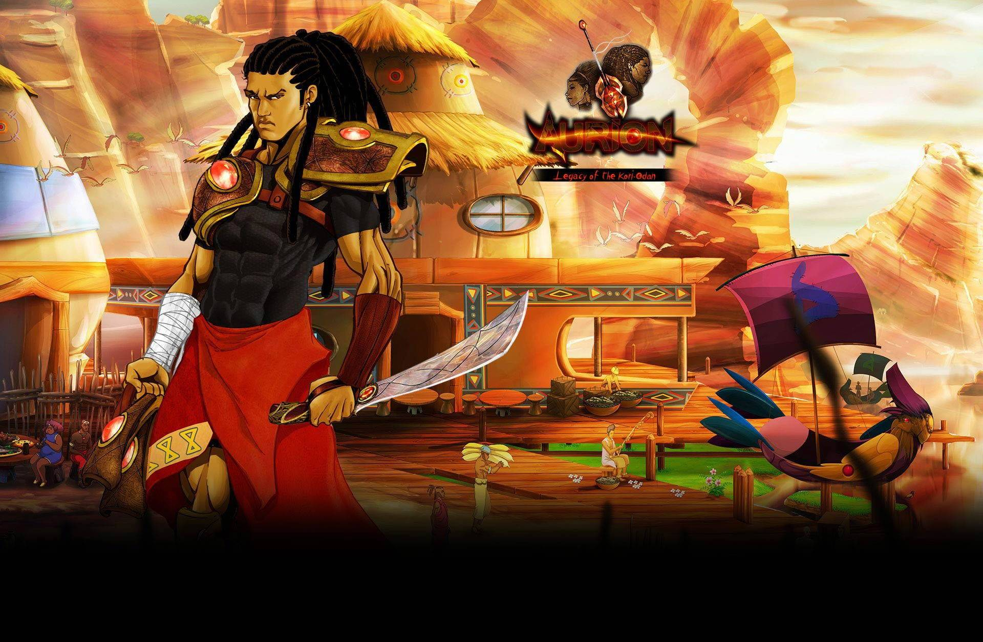 Aurion Legacy of the Kori-Odan
