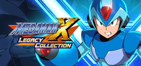 Mega Man X Legacy Collection / ROCKMAN X ANNIVERSARY COLLECTION