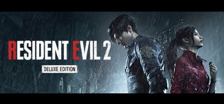 RESIDENT EVIL 2 / BIOHAZARD RE:2 - Deluxe Edition