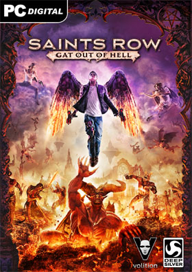 Saints Row - Gat Out of Hell