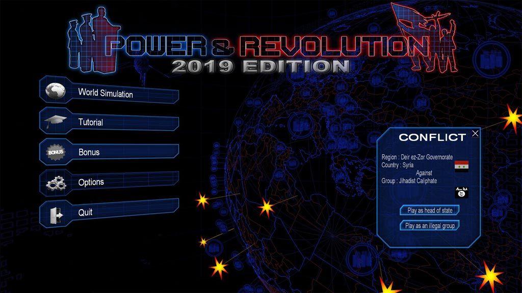 Power & Revolution 2019 Complete Edition (Mac) | GAMESLOAD