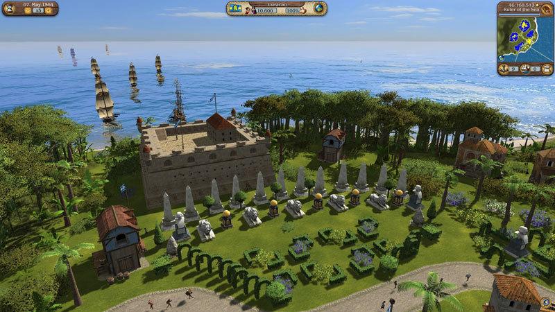 Download Game Port Royale 3