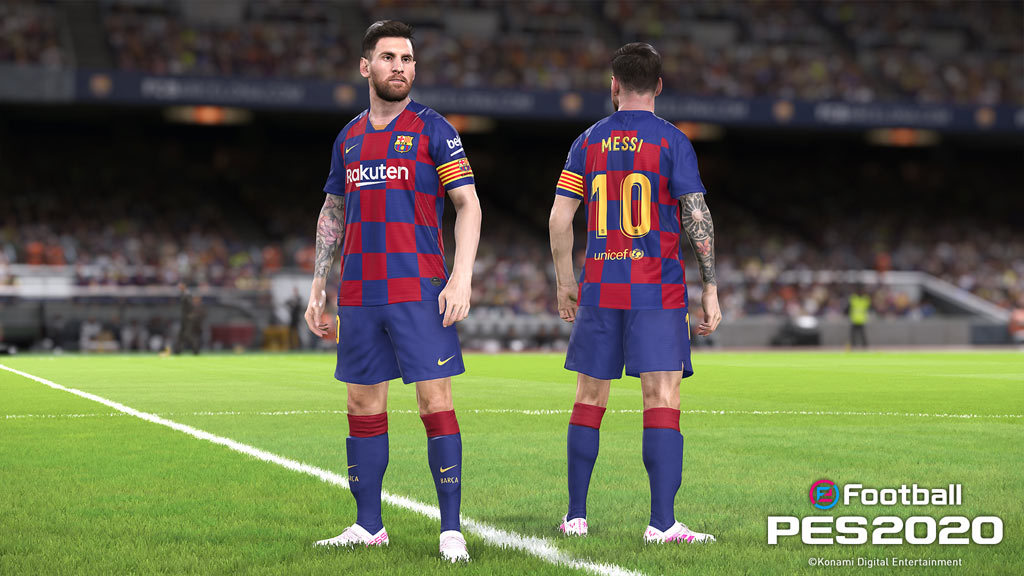 eFootball PES 2020 - Legend Edition | GAMESLOAD