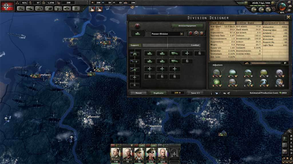 Hearts of Iron IV - Colonel Edition | GAMESLOAD