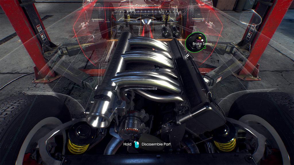 Car Mechanic Simulator 2018 | GAMESLOAD