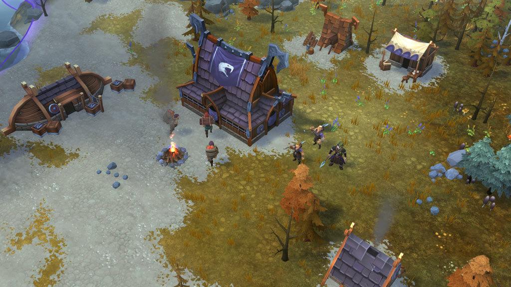 Northgard - Sváfnir, Clan of the Snake (DLC) | GAMESLOAD