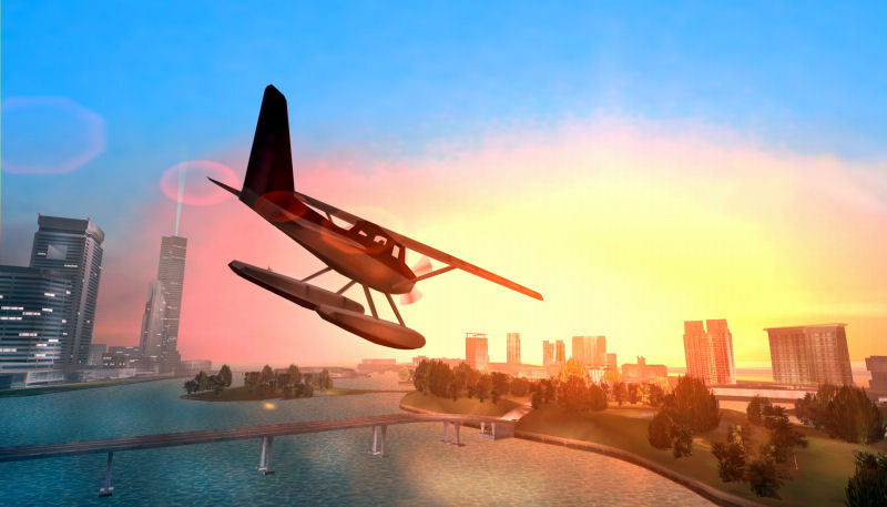 Grand Theft Auto: Vice City   GAMESLOAD
