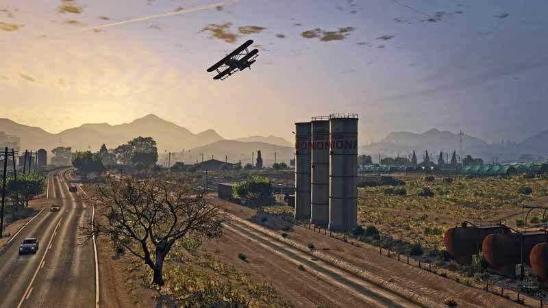 Grand Theft Auto V   GAMESLOAD