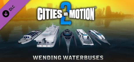 Cities in Motion 2: Wending Waterbuses - DLC