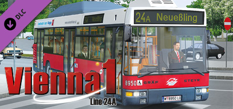 OMSI 2 Add-on Vienna 1 - Line 24A