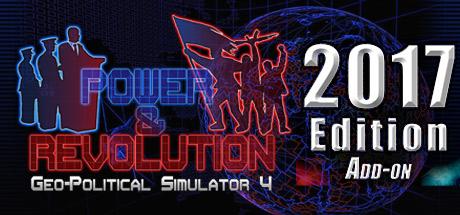 Power & Revolution 2017 Edition Add-on (DLC)