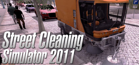 Street Cleaning Simulator 2011