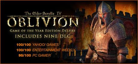 The Elder Scrolls IV: Oblivion® GOTY Edition Deluxe