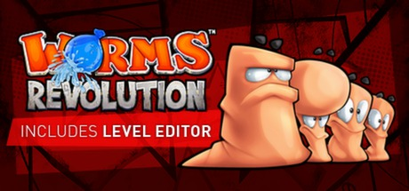 Worms Revolution - Gold Edition